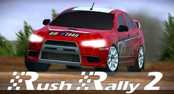 Download Rush Rally 2 Apk Mod Game