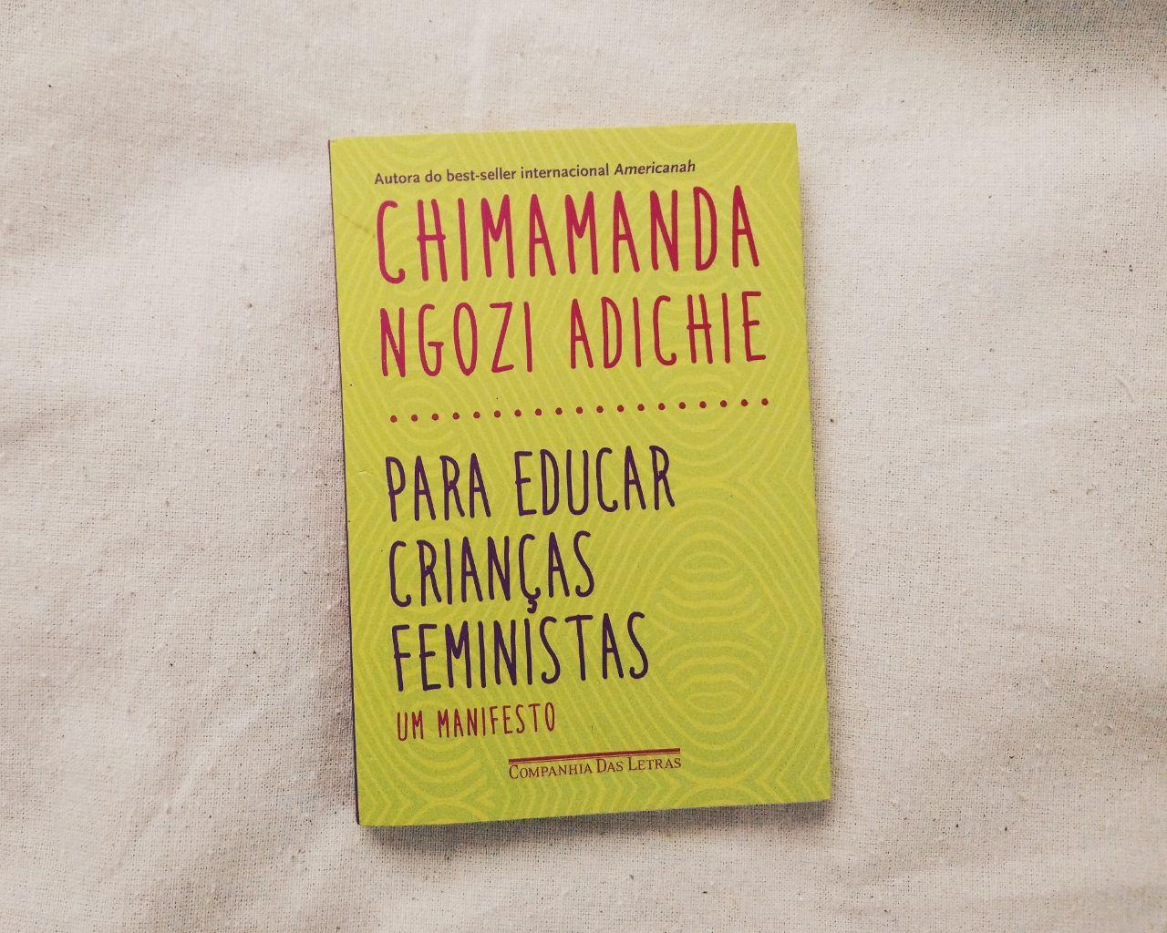 um manifesto para educar crianças feministas