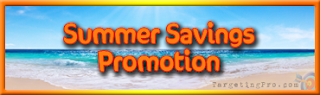 Summer Savings Promotional Help - Targeting Pro Marketing