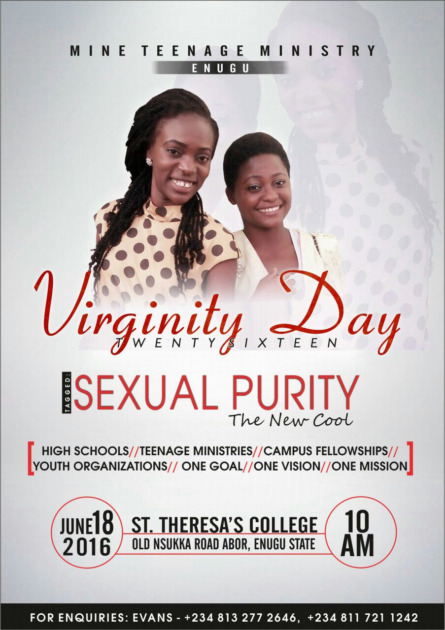Purity is the new virginity
