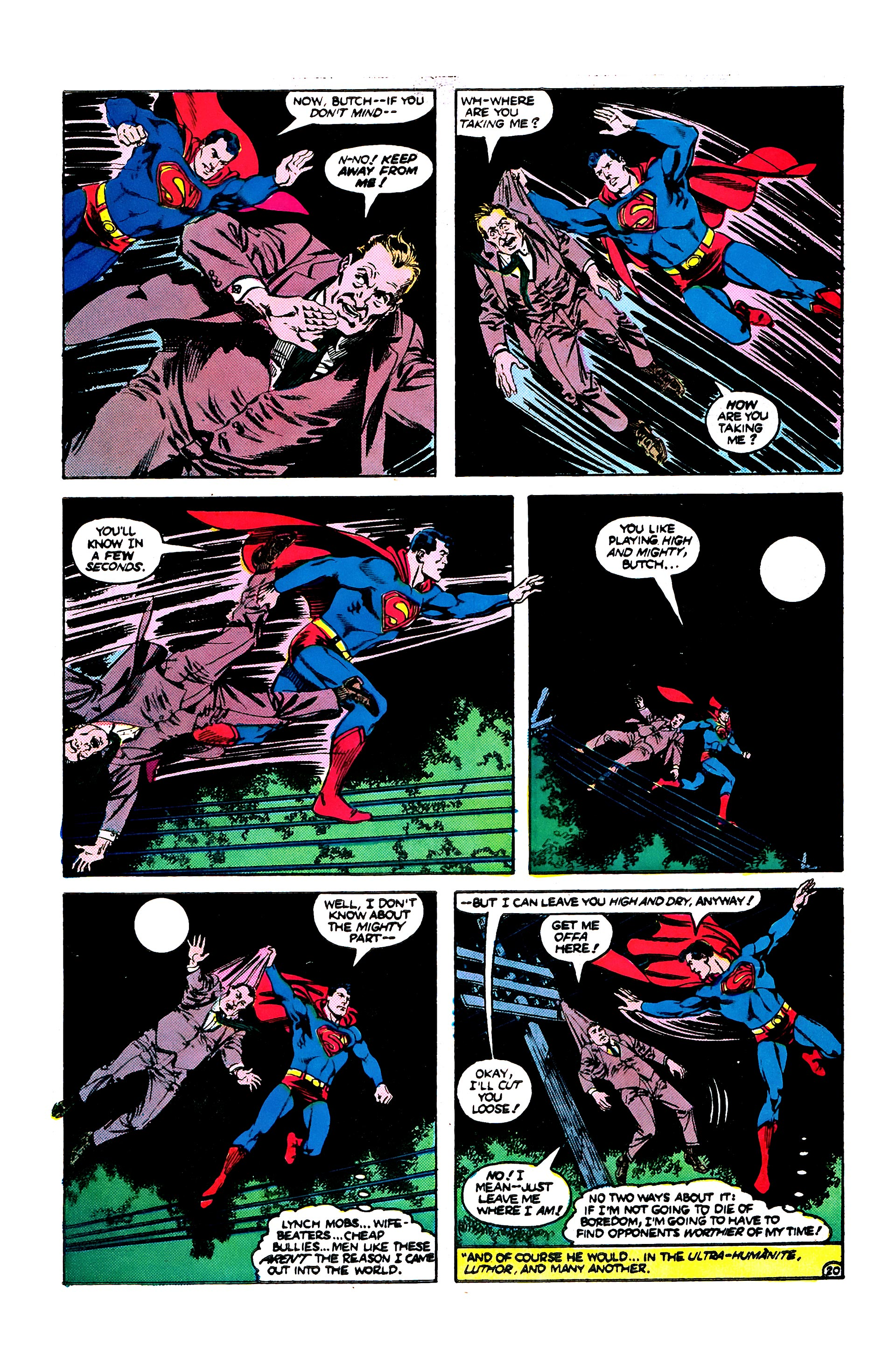 Read online Secret Origins (1986) comic -  Issue #1 - 27