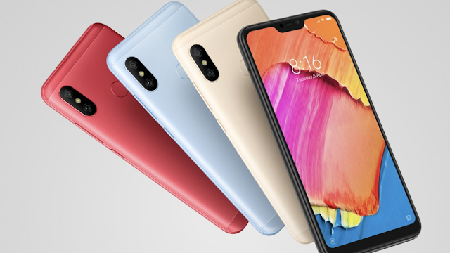 XIAOMI REDMI 6 - Full Specifications, Price in India