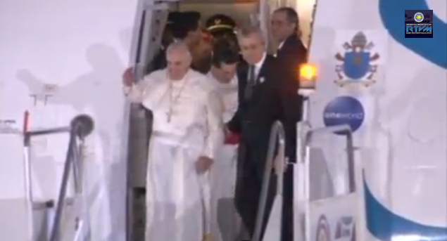 Pope Francis visit to the Philippines
