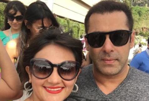 salman khan sister husband new movie