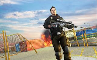 Frontline Combat Sniper Strike v1.0 Mod