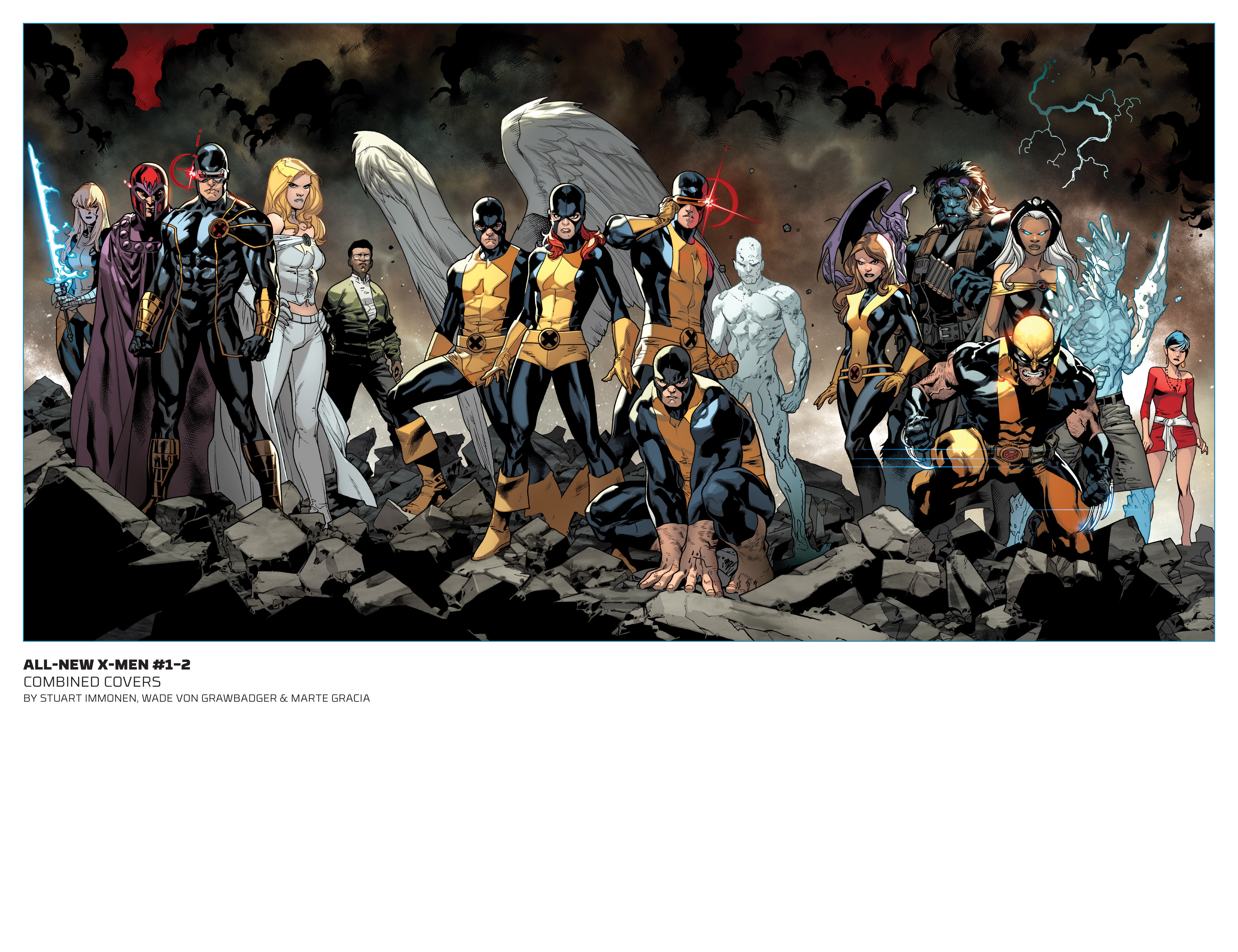 Read online All-New X-Men (2013) comic -  Issue # _Special - Yesterday's X-Men - 111