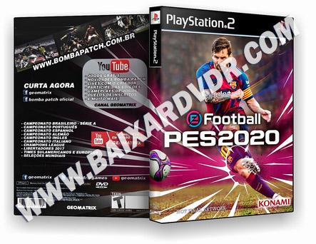 Pes 2020 Pro Evolution Soccer (2019) PS2