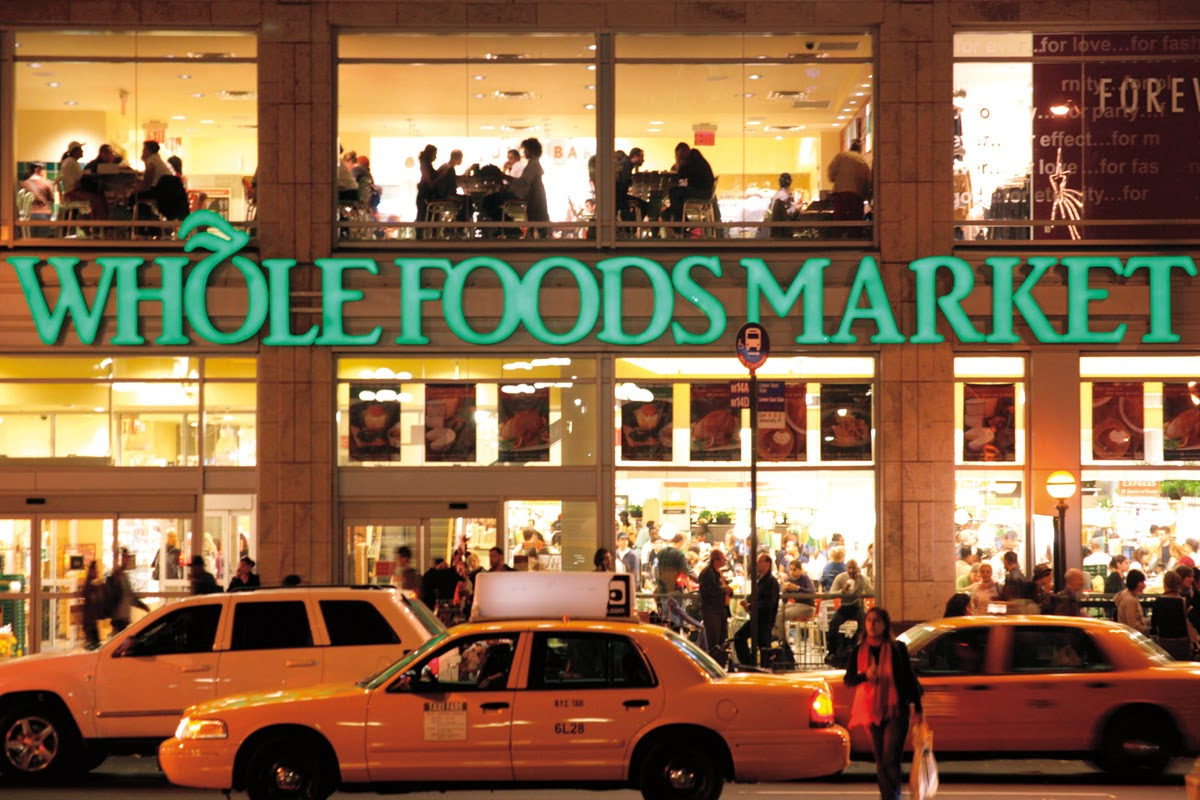 Whole Foods Market em Nova York