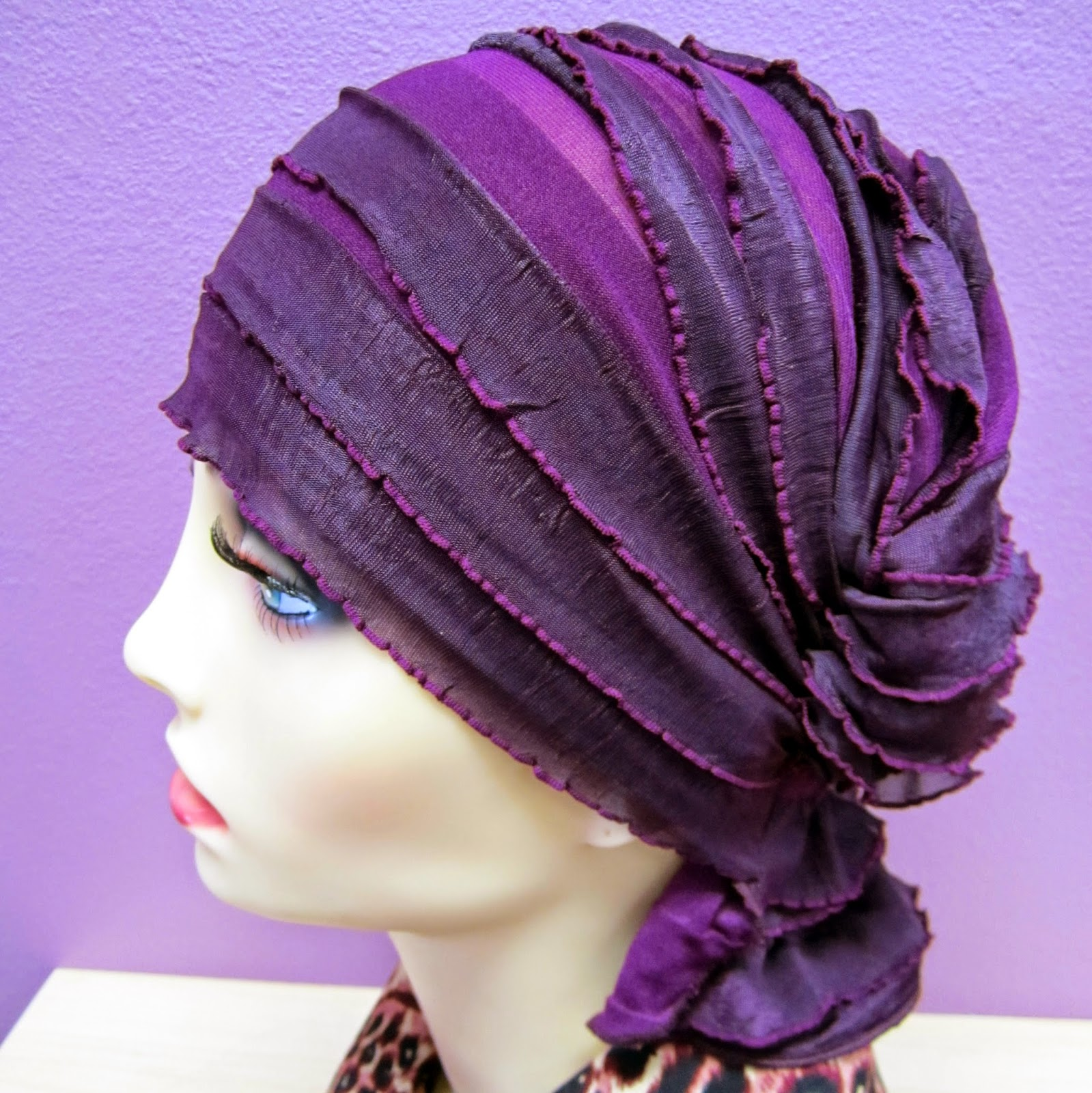 Scarves Wigs For Chemo Patients - Lace Front Wig Secret