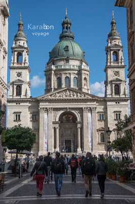 Budapeszt | Budapest | Węgry | Hungary | bazylika | Karabon voyage