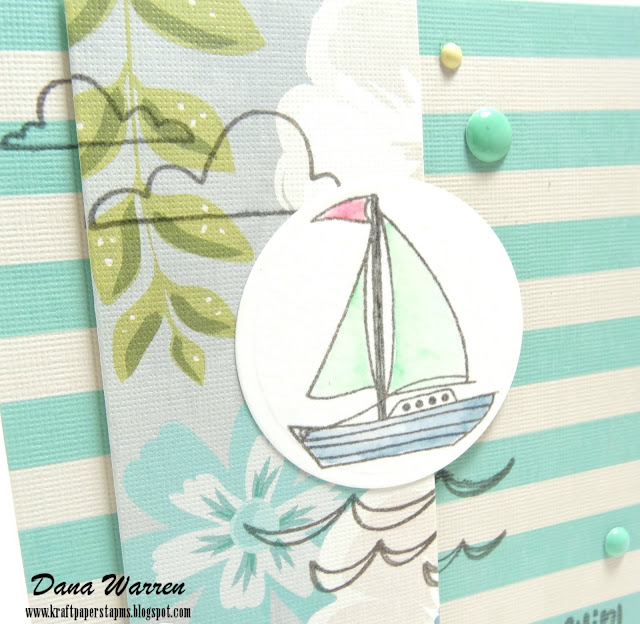 Dana Warren - Kraft Paper Stamps - Essentials by Ellen