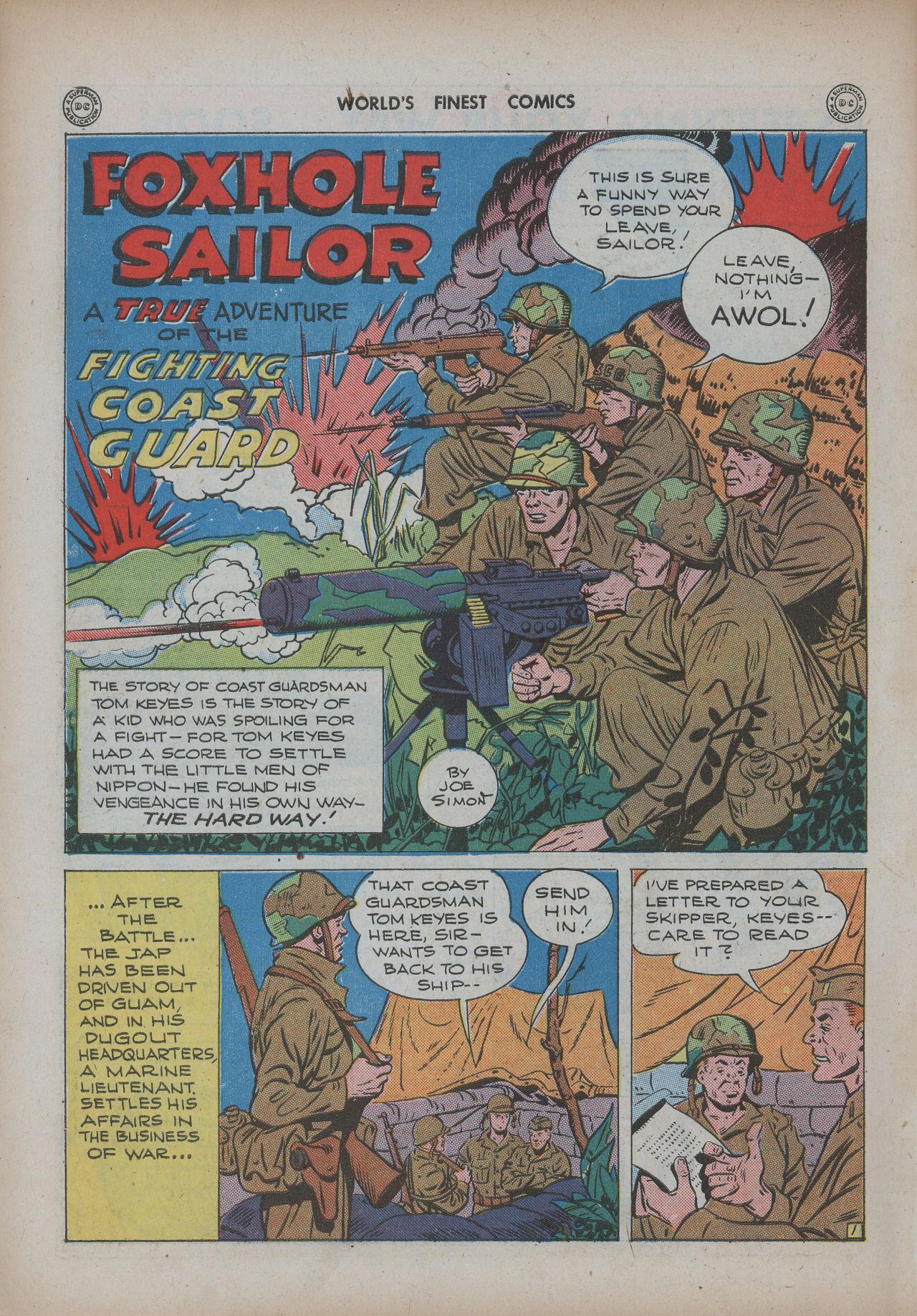 Read online World's Finest Comics comic -  Issue #20 - 48