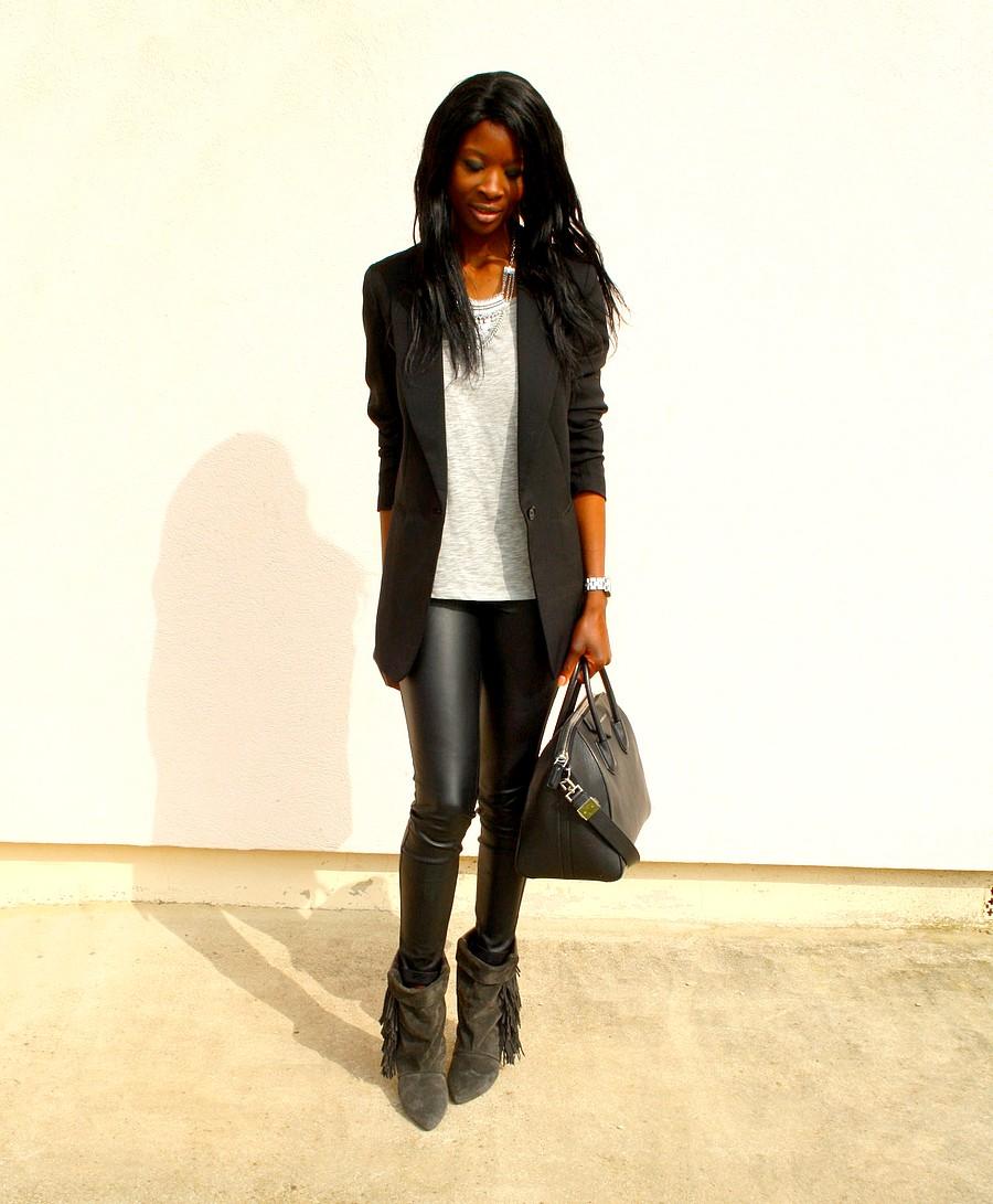 look-rock-fringe-boots-isabel-marant-hm-givenchy-antigona-pantalon-cuir-blazer-oversize-stylesbyassitan