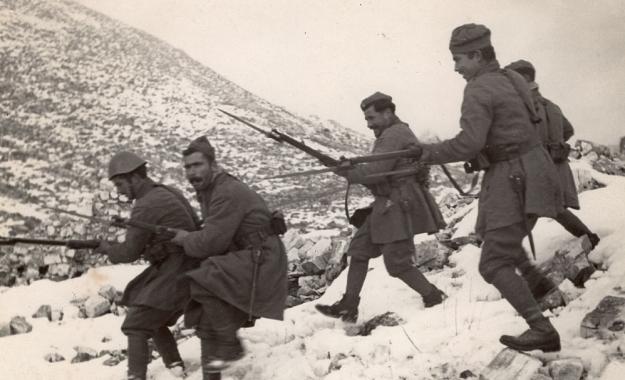 Η προσβολή των νεκρών του Αλβανικού Έπους