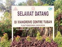 Mangrove Center Tuban Pusat Konservasi dan Edukasi Lingkungan