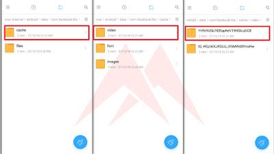 Mudah Sekali, Cara Download Video di Facebook Lite Tanpa Aplikasi Tambahan