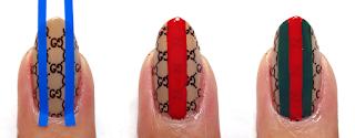 Stripe Nail