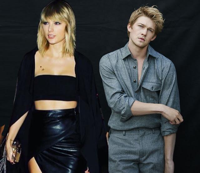 Taylor Swift and her new boyfriend Joe Alwyn