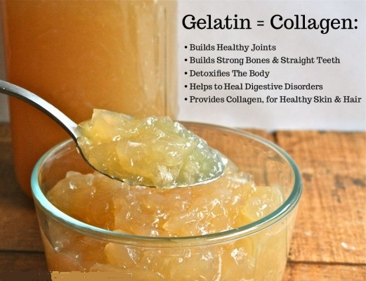 Natural Foods That Contain Gelatin
