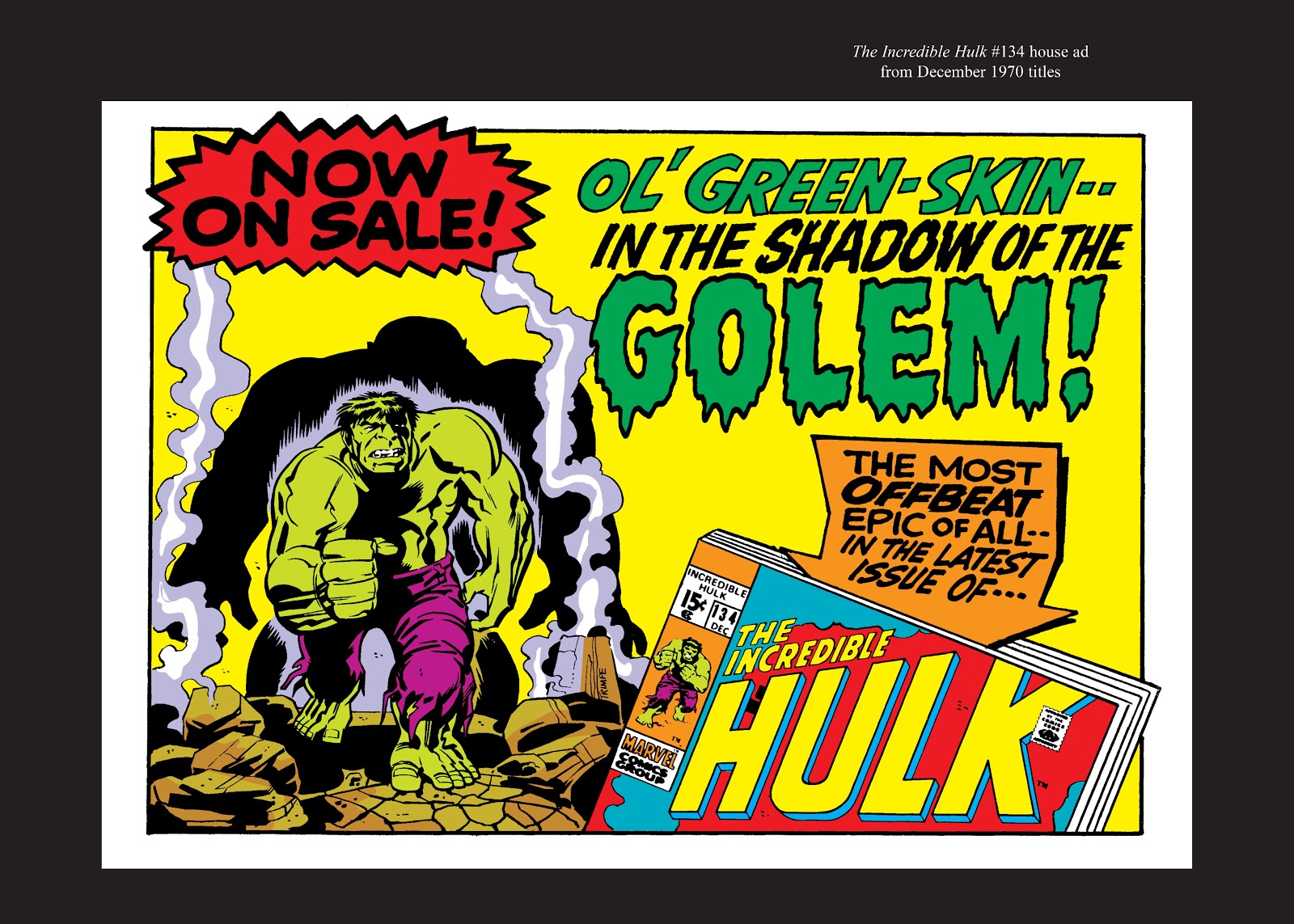 Read online Marvel Masterworks: The Incredible Hulk comic -  Issue # TPB 6 (Part 3) - 74