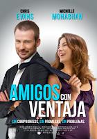 pelicula Amigos con Ventaja (2014)