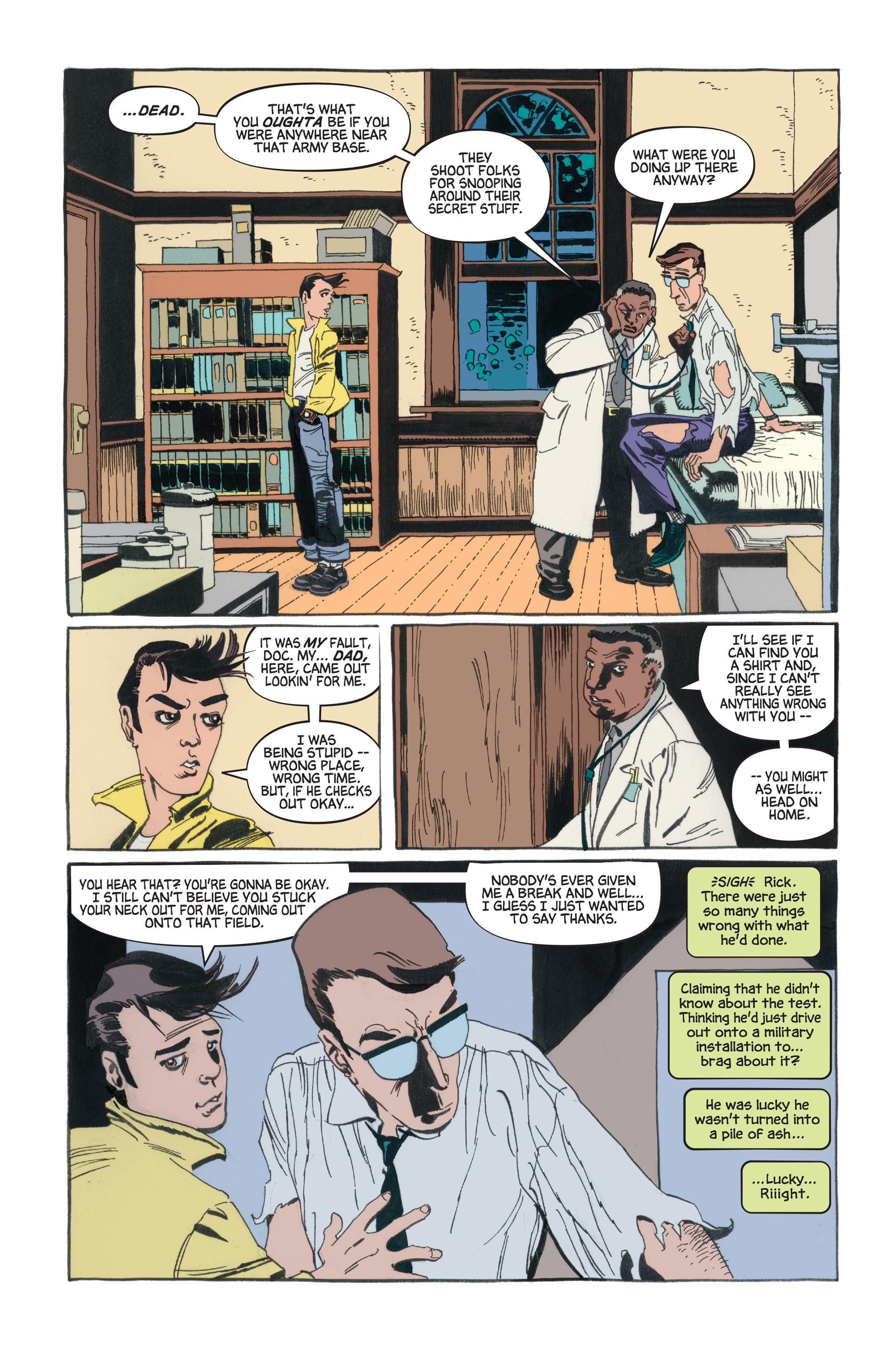 Read online Hulk: Gray comic -  Issue #1 - 11