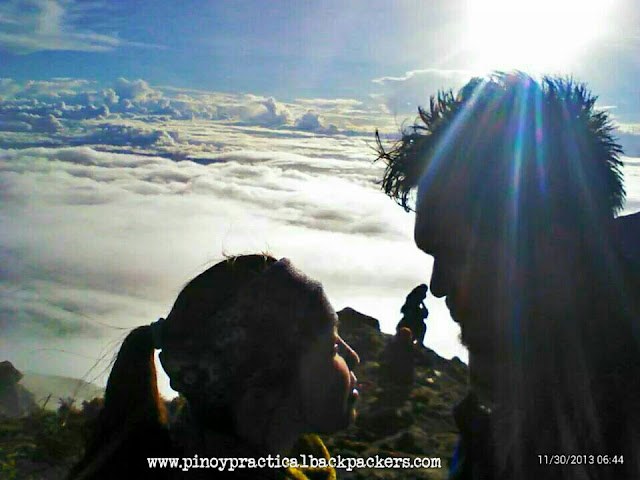 mount apo summit, mt. apo, davao, sea of clouds