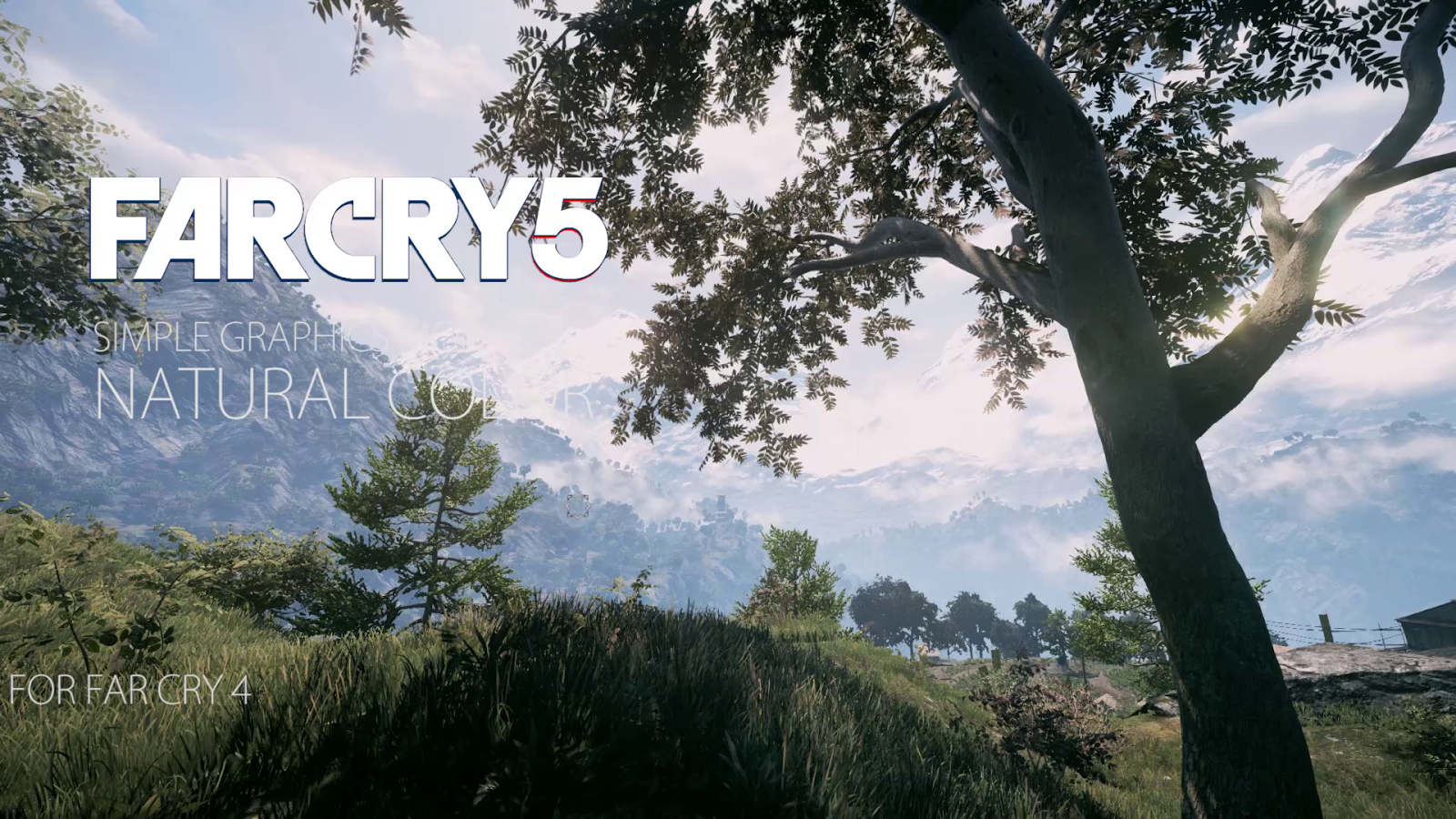 Far Cry 4 Simple Graphics Mod for Natural Color | FC4