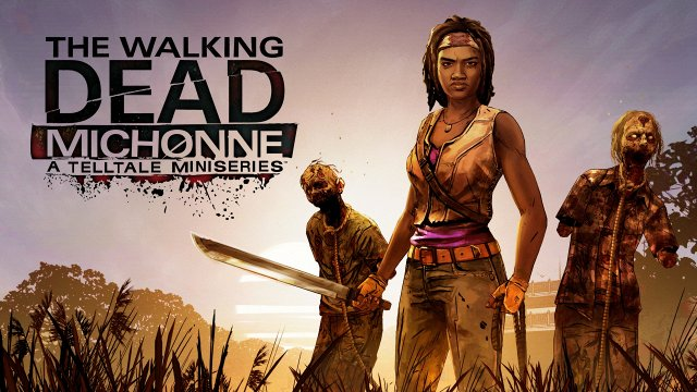 THE WALKING DEAD MICHONNE EPISODE 3-CODEX