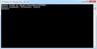 Screenshot 2: Python