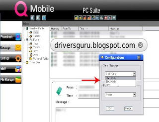 All QMobile Smart Phones Support  PC Suite Free Download,