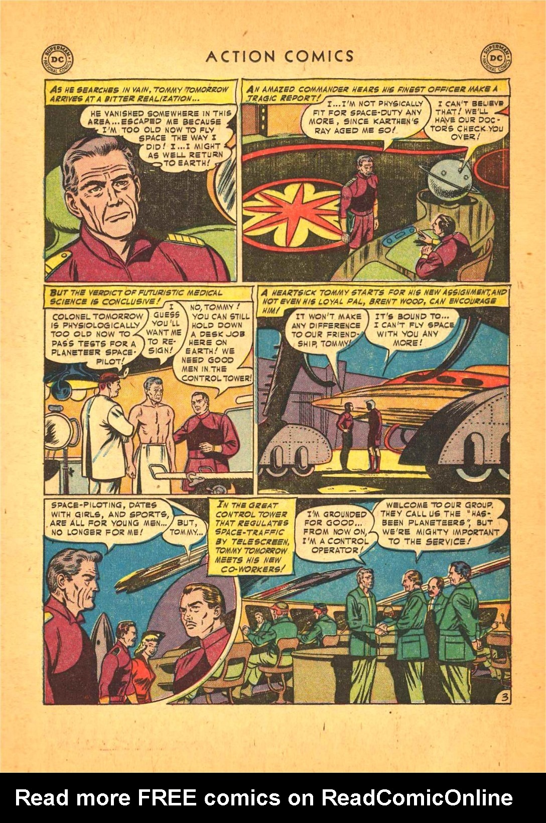 Read online Action Comics (1938) comic -  Issue #166 - 18
