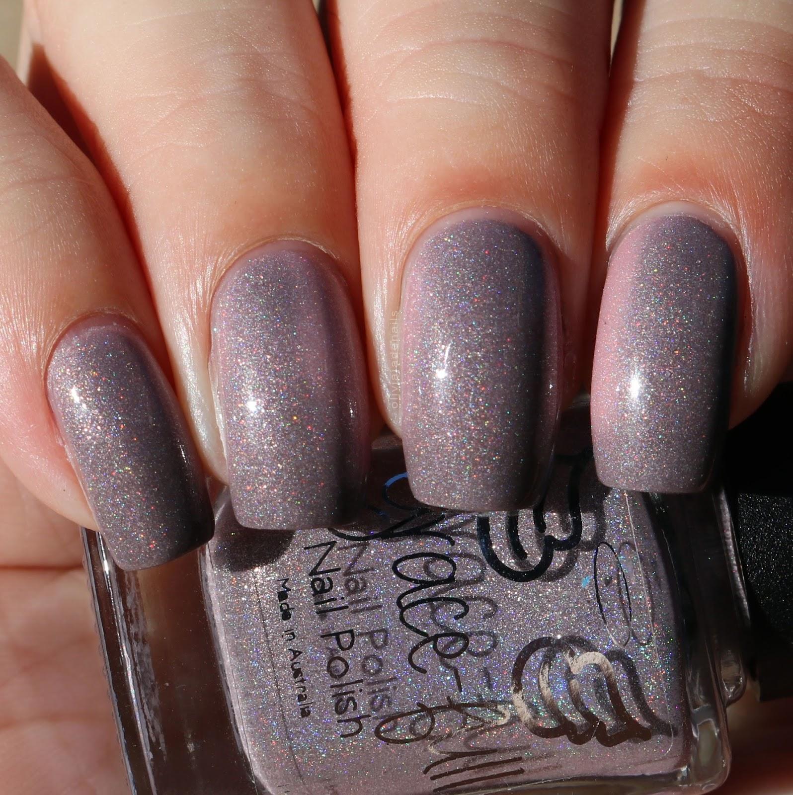 Olivia Jade Nails: Grace-full Nail Polish Illusions Collection ...