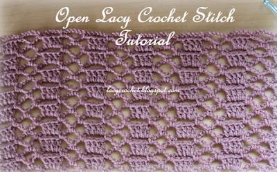 Lacy crochet free crochet stitch patterns free crochet stitch patterns dt1010fo