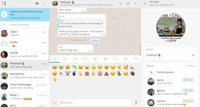 2 Cara Menggunakan Whatsapp Pada Web dan PC