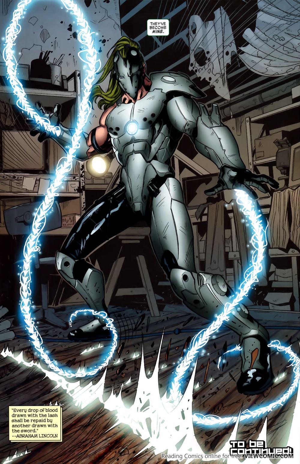 Whiplash Iron Man 88