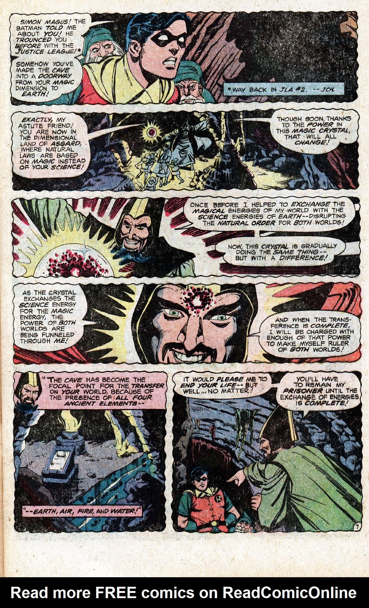 Read online World's Finest Comics comic -  Issue #265 - 9