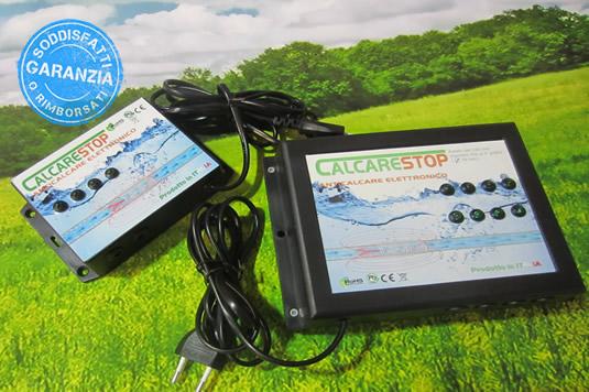 Un anticalcare elettronico è un insieme ecologico che consente un processo  dell acqua atto a difendere le tubature 881dd070ec4