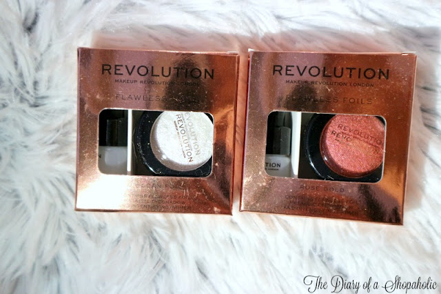 Revolution flawless foils