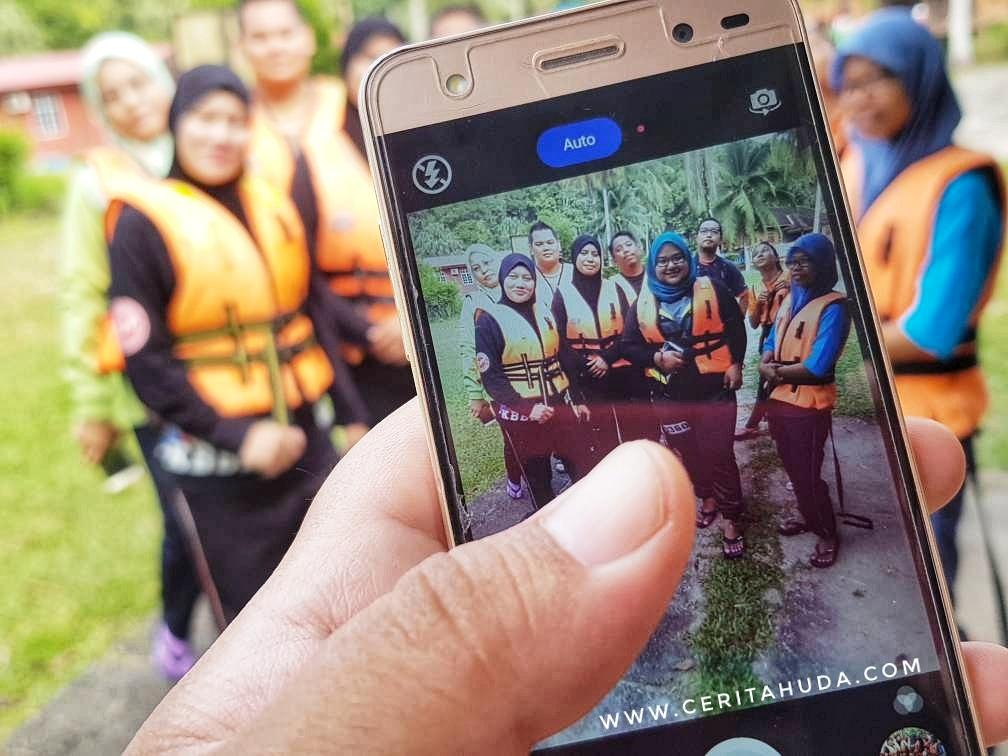 Kembara KBBA9 Ke Peladang Setiu Agro Resort - Part 4