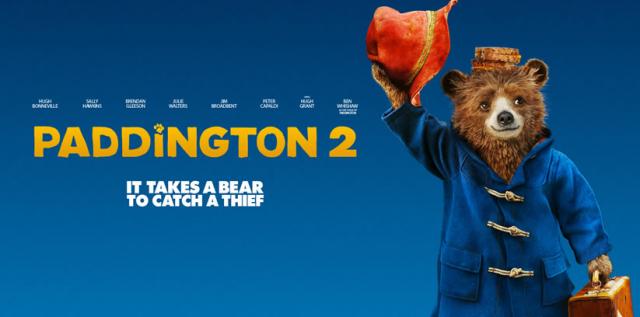 Hình ảnh phim Gấu Paddington 2