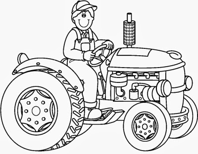 farmer in the dell coloring pages | Kindergarten and Mooneyisms: The Farmer in the Dell, as ...