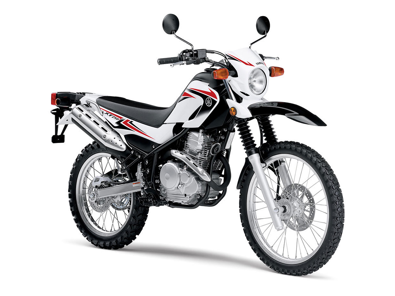 2010 YAMAHA XT250 Motorcycle Photos