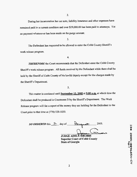 Cobb County Divorce The Three Sided Story - Collusion