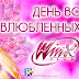 Valentine's Day with the Winx Club in Russia!