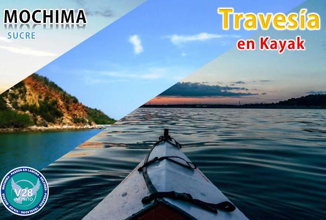 imagen Travesía en kayak Mochima