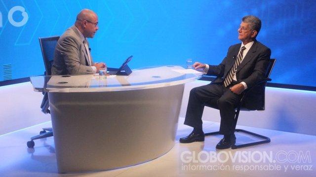 Ramos Allup: AD va a participar en las elecciones regionales, municipales, y presidenciales