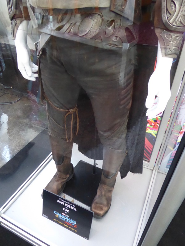 Ego trousers boots Guardians of the Galaxy 2