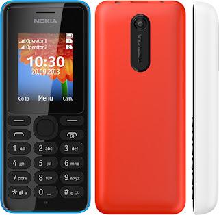 harga Nokia 108 Dual SIM