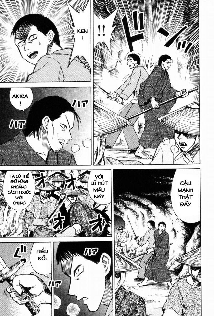 Higanjima chapter 47 trang 9